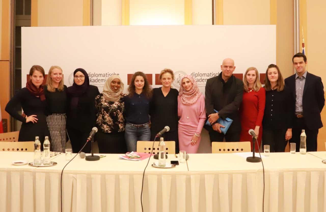 Diplomatic Academy (credit: Abdulla Abood)
